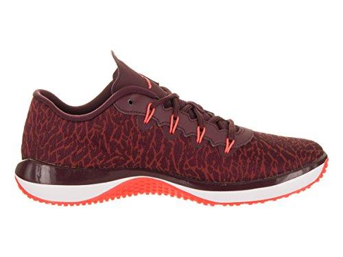 Nike 848269-600, Zapatillas de Deporte para Niños Rojo (Night Maroon / Infrared 23 / Gym Red)