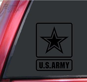 ARMY Vinyl Window Decal//Sticker U.S ARMY