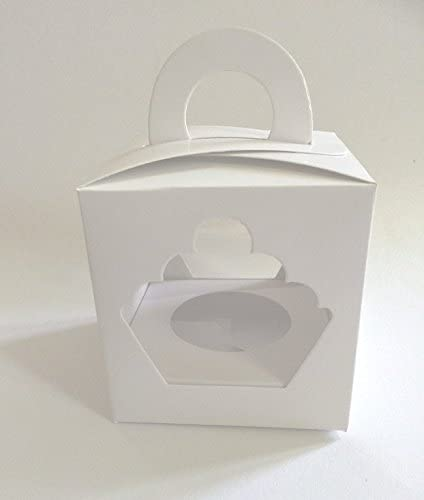 25 STK Cupcake Muffin Caja 1er Caja Regalo caja de cartón del ...