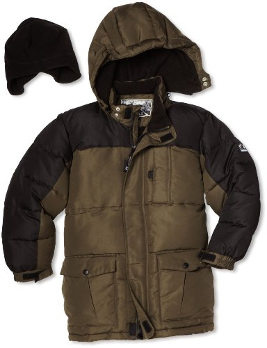 Rothschild Big Boys' Two Tone Puffer Jacket