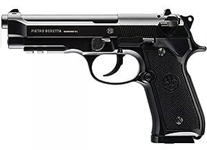 Umarex Beretta 92A1 CO2 Blowback .177 BB - Black