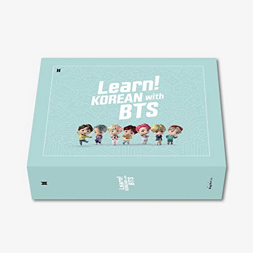 Big Hit Learn! Korean with BTS Book Package
