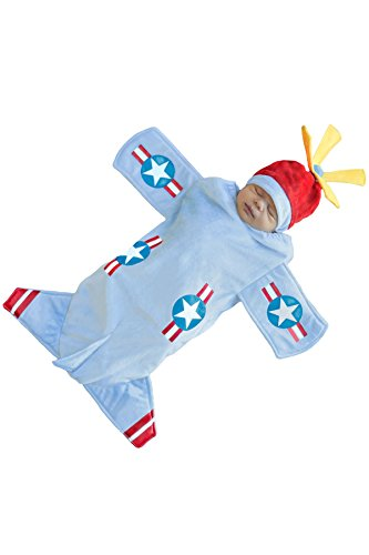 (Princess Paradise Baby Boys' Bennett The Bomber Deluxe, As As Shown)