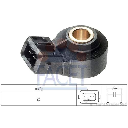 Facet 9.3010 Knock Sensor
