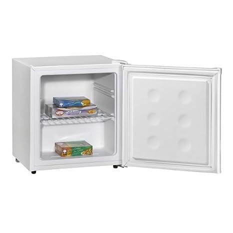 Amica GB15341W - Congelador (Vertical, Independiente, Color blanco ...