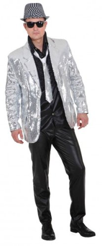 Disfraz de Carnaval Hombre Chaqueta de Show con ...