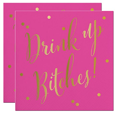 Night Out Napkins - 1
