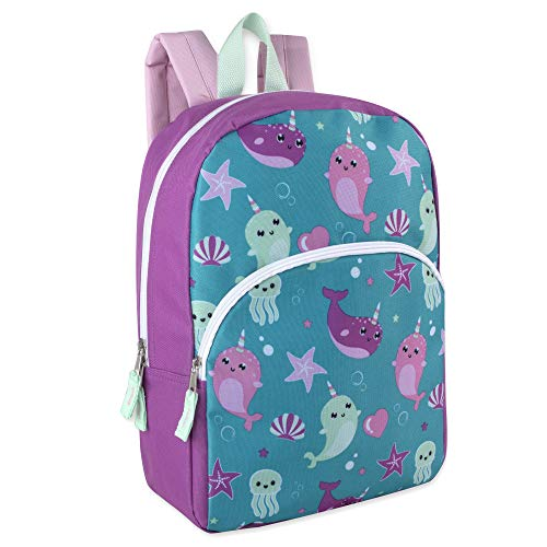 - Trail maker Character Backpack (15