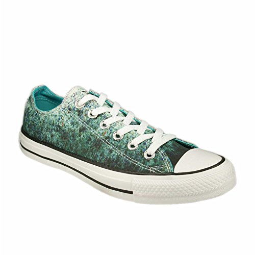Eu 37 Converse 5 Teal Size Womens Ct Ox Peacock Trainers wUqvzB