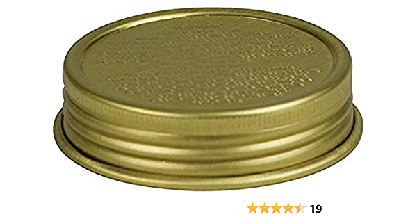 Trangia Spirit Burner - Tapón de rosca y arandela, color dorado