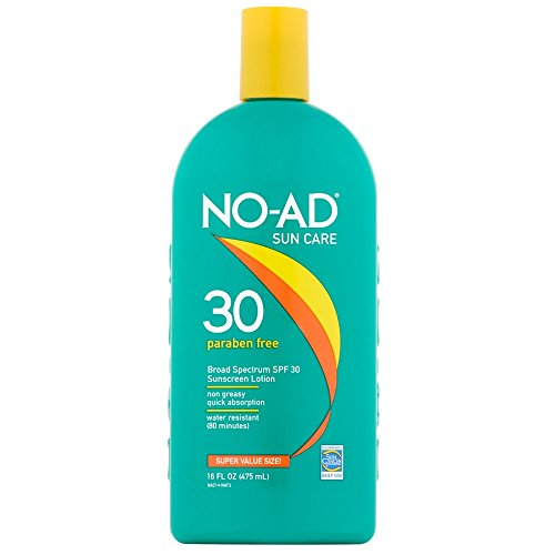 No Ad Sunscreen