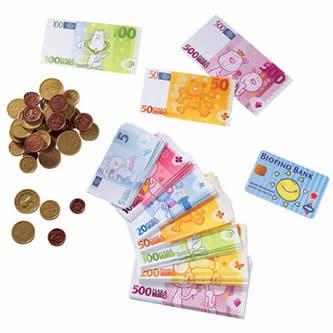 Review Haba Biofino Play Money
