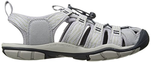 Blue Dress Women's Grey Sandal W Dapple KEEN Clearwater CNX agcBq6wp