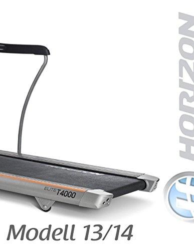 Horizon Elite T4000 - Cinta de correr para fitness, color gris ...