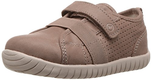 Stride Rite Boys' SR Tech Riley Sneaker, Tan, 6 Medium US Toddler