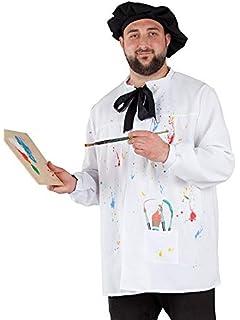 Atosa-30734 Disfraz pintor, M-L (30734): Amazon.es: Juguetes y juegos