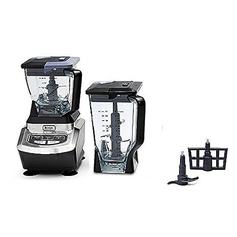 Amazon.com: Ninja sistema de cocina 1200 Batidora y ...