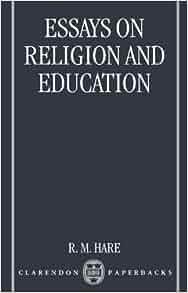 Amazon.com: Essays on Religion and Education