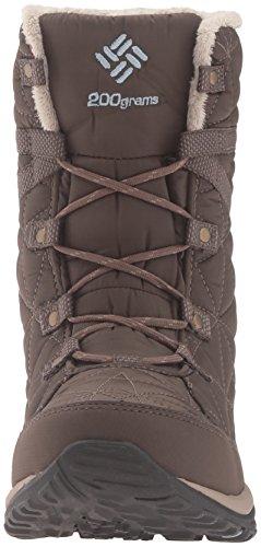 Omni Boot Snow Mid Women's Dark Heat Mirage Mud Loveland Columbia qSxYAwtx