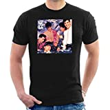 COOL ZHANGU Men's Classic Ste Black T-Shirt