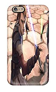 DanRobertse Fashion Protective Star Wars Clone Wars Case Cover For Iphone 6 plus