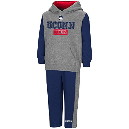 onn Huskies Pull-Over Hoodie and Sweatpants Set - 4T ()
