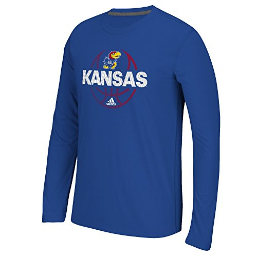 NCAA Mens Iced Out Climalite Ultimate Long Sleeve Tee