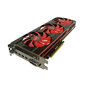 VisionTek AMD Radeon 7990 6GB DDR5 PCI Express Graphics Card (900627)