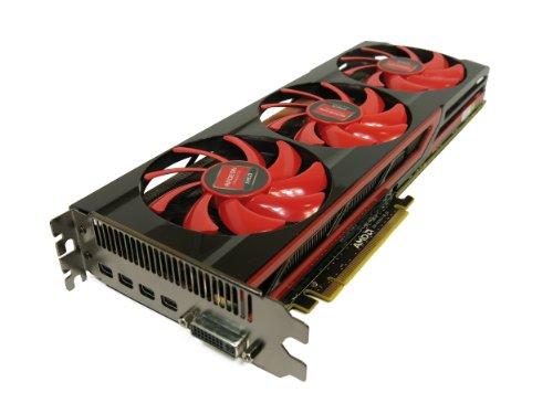 VisionTek AMD Radeon 7990 6GB DDR5 PCI Express Graphics Card