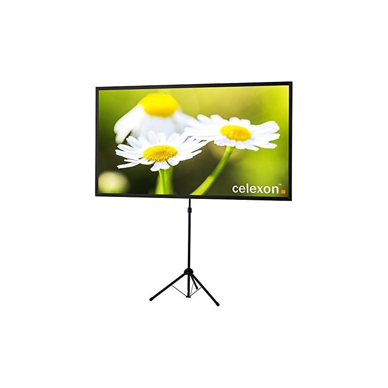 "celexon 80"" Tripod Projector Screen Ultr"