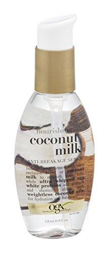 Price comparison product image OGX Anti-Breakage Serum Nourishing Coconut Milk