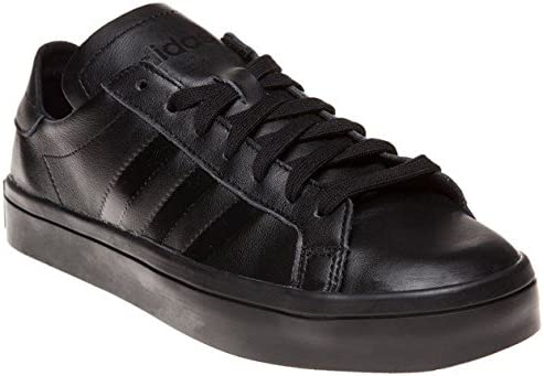 adidas Court Vantage Damen Sneaker Schwarz: Amazon.de ...
