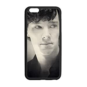 iphone 4 4s Case, [Benedict Cumberbatch] iphone 4 4s Case Custom Durable Case Cover for iPhone6 TPU case(Laser Technology)
