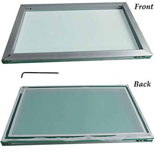 Self-tensioning Aluminum Screen Printing Frame Multi-Sizes Silk Screen Printing Frames by Screen Printing Equipment