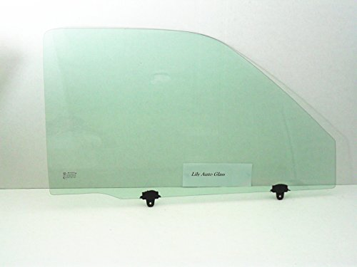 NAGD Fits 1991-1992 toyota 4runner,1989-1995 Toyota Pickup Truck Passenger Right Side Front Door Window Glass FD3887GTY Without -