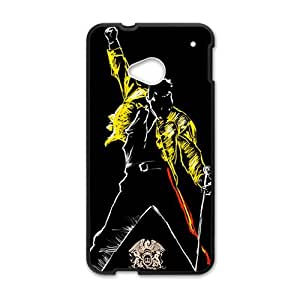 Happy Queen cool man Cell Phone Case for HTC One M7