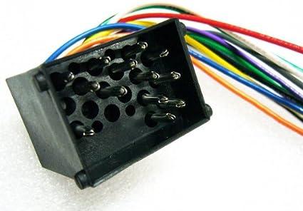 Amazon.com: Stereo Wire Harness BMW 740i 93 94 95 96 97 98 (car Radio  Wiring Installation.: Automotive | 1998 Bmw 740il Radio Wiring Diagram |  | Amazon.com