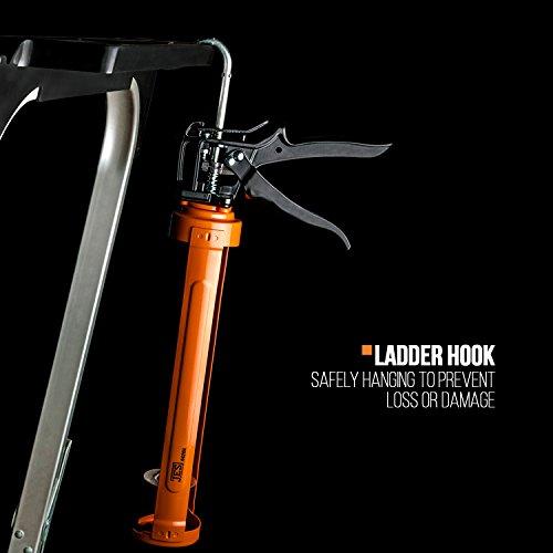 JES Innovations 1 qt 26:1 High Thrust Caulk and Adhesive Gun