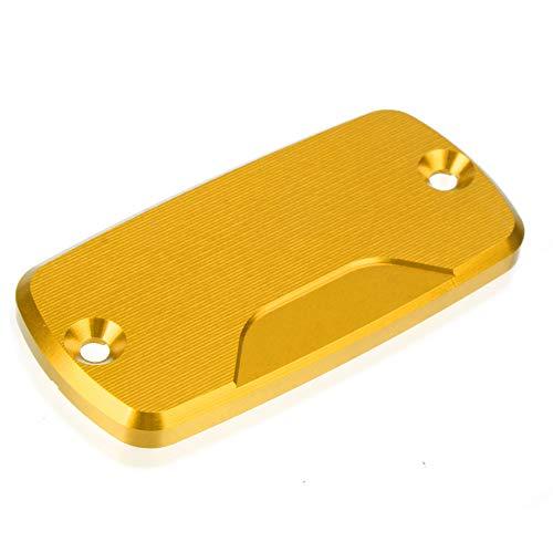 Front Brake Reservoir Cap Cover CNC Alu For HONDA CB650R 2018-2019 XADV 2017-2019 CB 650F 2016-2018 CB 600F 2009-2014 650F 2016-2018 Integra 700 2012-2013 NC 750 S/X all year NC 700 S/X all year(Gold) (Honda Nc 750 Integra)