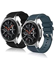 Smart Watch-band Armband compatibel met huawei watch gt2 pro Samsung Galaxy Watch 46 mm Galaxy Watch 3 / Gear S3 45 mm 22 mm smart watch-armband voor heren en dames