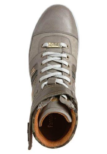 Pantofola doro Ampezzo Mid Herren Sneaker Grau/Braun