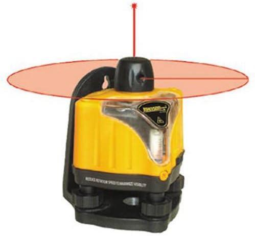Johnson Level Tool 40-0922 Manual Rotary Laser,