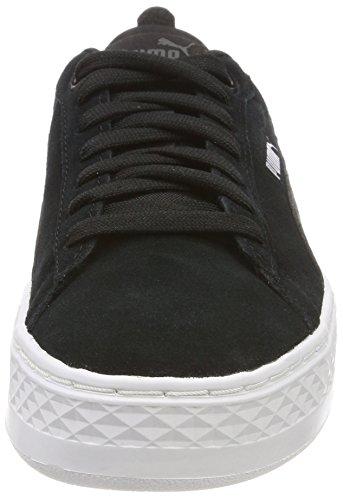 Basses puma Black Platform Femme Sd 01 puma Noir Puma Smash Baskets Black BHqwxZIwz