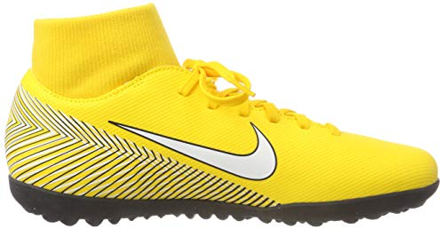 Hombre White Fútbol Black NJR TF Superfly Club Amarillo Zapatillas 6 Multicolor 710 de Nike para SwzaqU0