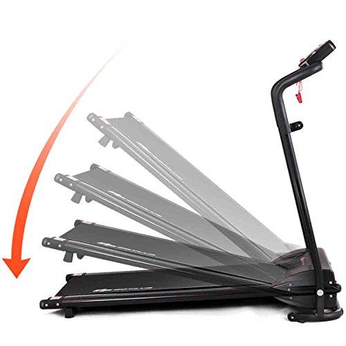 Goplus Electric Treadmill Low Noise Folding Running