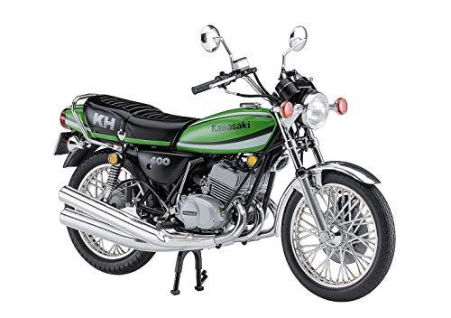 ハセガワ 1/12 バイクシリーズ カワサキ KH400-A7 プラモデル BK6の商品画像