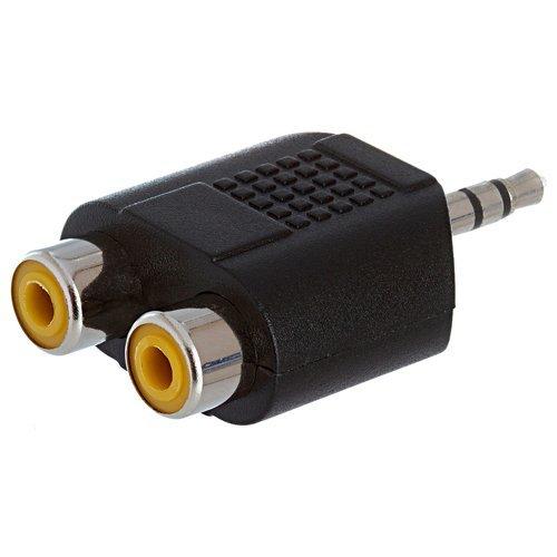 5 opinioni per SODIAL(TM) Adattatore Jack stereo 3.5mm a doppio jack RCA