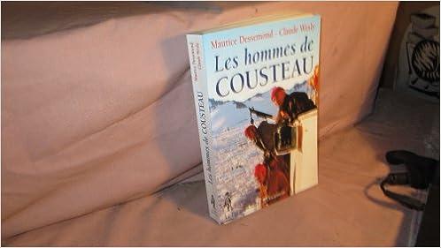 Lire Les hommes de Cousteau epub, pdf