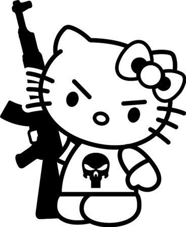 Hello (Diva Kitty)