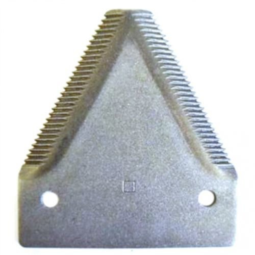 All States Ag Parts Sickle Section Shape 3 TS XH Black Anvil 10 Pack John Deere 2360 W35888BL Macdon 34390 Massey Ferguson 1071707M1 White ()